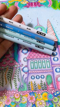 Adult Coloring Book Pages, Coloring Books, Coloring Pages, Colored Pencil Tutorial, Colored Pencil Techniques, Copics, Prismacolor, Bansky, Ocean Colors
