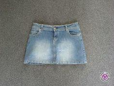 Clotheswap - denim mini Summer Styles, Denim Shorts, Mini, Hot, Skirts, Women, Fashion, Moda, Skirt