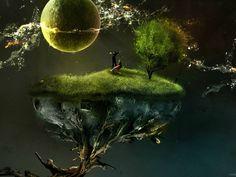 Surreal Art, Gravity Falls, Weird, Painting, Anime, Blog, Inspiration, Universe Images, Dibujo