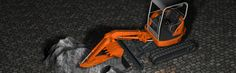 017 - #3D #Diesel #Machinery #Construction #Mining #excavator Mini-Excavator #Hitachi -Nr 3-