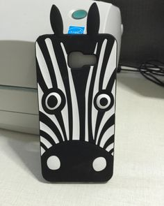3D Cartoon New Love Dog Funny Zebra Silicone Cover Case For Samsung Galaxy A5 (2016) A510 A710 A7100
