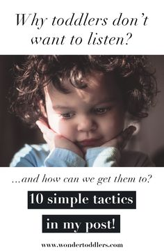 Learn about the three main reasons why toddlers are not able to listen like adults and get my FREE VIDEO and EBOOK on how to get them to listen using 10 simple tactics :) #toddlers #parenting #parentingtips #parenthood #motherhood #fatherhood #wondertoddlers #parentingadvisor #parentingconsultant