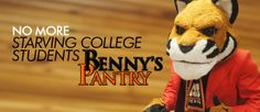 Idaho State University Benny's Pantry now open -1/21/14
