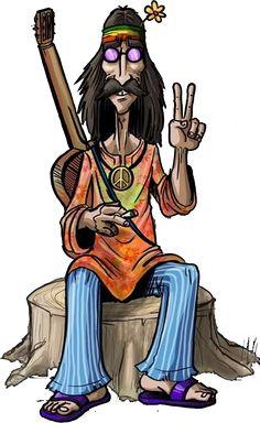 hippie peace and love | Render Garçons/Hommes - Renders hippie peace and love paix et amour