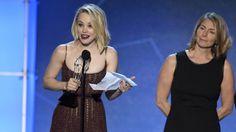 'Spotlight,' Leonardo DiCaprio and Brie Larson win big at Critics' Choice Awards | Entertainment & Showbiz from CTV News