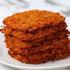 Baked Sweet Potato Hash Browns Crispy, delicious, and healthy, wiYou can find Healthy lunch and more on our website.Baked Sweet Potato Has. Tasty Videos, Food Videos, Low Carb Recipes, Cooking Recipes, Healthy Recipes, Beef Recipes, Vegetable Recipes, Vegetarian Recipes, Vegetarian Cooking
