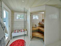 Spa, Bunk Beds, Home And Living, Loft, Relax, Backyard, Saunas, Inspiration, Furniture