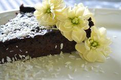 zdrowe czekoladowe brownie z kaszy jaglanej  - przepis na blogu wkawiarence.pl  #brownie #zkaszyjaglanej #pyszne #zdrowie #czekolada