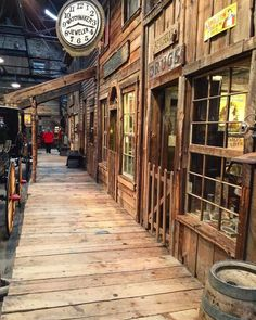 Experience the old west of Colorado! From the boardwalk to the blacksmith shop Ghost Town Museum in Colorado Springs is a great family indoor experience!