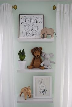 Planning a modern gender neutral nursery? Here's a new take on the idea. Start neutral then add more masculine or feminine accents once baby arrives.