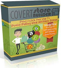 Point and Click Simplicity. Profit Pulling Viral Affiliate Stores.