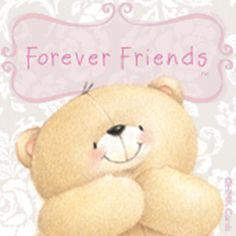 Personalised Forever Friends Bear with Jumper - Brown
