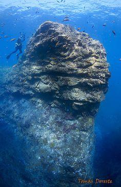 El Charco Verde - Isla de La Palma Canary Islands, Under The Sea, Spain, Waves, Outdoor, Las Palmas, Bass, Islands, Water