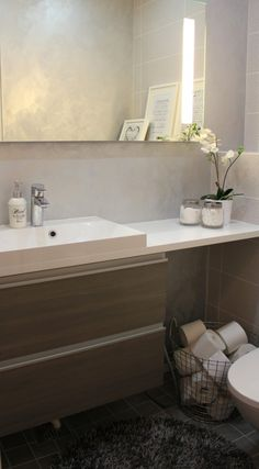 Home Sweet Home – wc Bathroom Toilets, Bathroom Renovations, Bathing, Sweet Home, Laundry, Decor Ideas, Interiors, Dreams, Interior Design