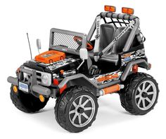 Buy the Peg Perego Gaucho Rock'in Twin Seat Off-Road Kids Car online! Best Scooter For Kids, Kids Scooter, Best Electric Scooter, Electric Cars, Electric Vehicle, Radios, Batterie 12 Volts, 4x4, Peg Perego