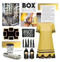 """BOX"" by hellodollface ❤ liked on Polyvore featuring Aime, Sondra Roberts, Lenox, Lattori, women's clothing, women's fashion, women, female, woman and misses"