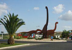 Rotunda dos dinossauros - Lourinhã