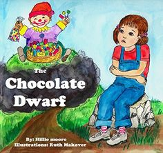 Download This Great Book. FREE on 12/06/2016-12/07/2016. Children's book: The Chocolate Dwarf https://www.amazon.com/dp/B01L3NF2OG Have you ever heard about talking animals? How do your children overcome their fears? In this fantasy adventure kids book you will meet Mary and all the animals who try to help her cross the scary cloud that blocks her way to The Chocolate Dwarf; each animal and its unique way of dealing with fear; a dog, a hedgehog, an ostrich, a Queen-Bee, a sloth, and more…