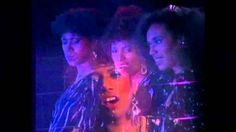 From 1984 and the Pointer Sisters, featuring one of today's b'day celebrants Anita Pointer - here's Jump