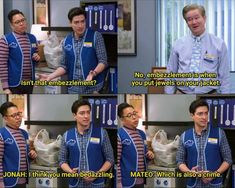 Tv Show Quotes, Movie Quotes, Movies Showing, Movies And Tv Shows, Superstore Tv Show, Laughing And Crying, Comedy Tv, Tv Times, Netflix Series