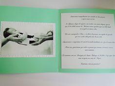 Convite Batizado - Asa de anjo | CelebrARTE Scrap | Elo7