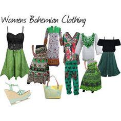 boho chic: Womens Fashion Trends Kaftan, Boho Chic, Womens Fashion, Fashion Trends, Bohemian Clothing, Tunic, Summer Dresses, Polyvore, Skirts