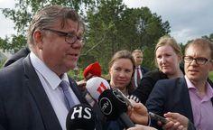 Ulkoministeri Timo Soini ei näe syvenevässä puolustusyhteistyössä sotilasliiton siementä.