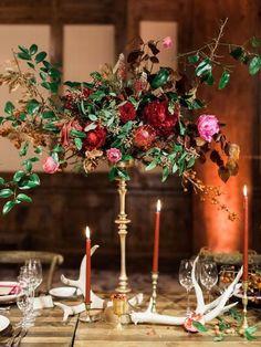 Obliging Gold Wedding Crystal Candelabras Wedding Centerpiece Flower Stand Home Decor Home & Garden