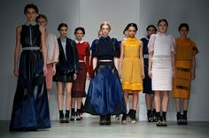 All the looks from the Bora Aksu show