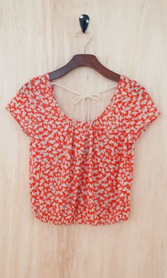Traveler's Tale Floral Top