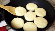 Πώς φτιάχνω ψωμί για δείπνο σε 10 λεπτά! Ψωμί χωρίς μαγιά! # 84 Bread Bun, Easy Bread, Bread Rolls, Bread Machine Recipes, Bread Recipes, Baking Recipes, Vegan Baking, Bread Baking, Rice Flour Recipes