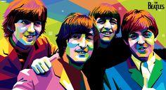 The Beatles WPAP - DWallpaps
