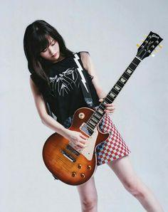 Japanese Beauty, Asian Beauty, Guitar Girl, Idole, Metalhead, Yamamoto, Savannah Chat, Singer, Celebrities
