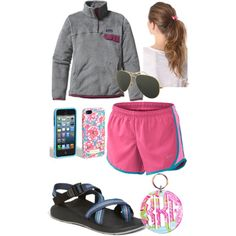 """Prepped Up Summer"" by peytonchildress on Polyvore"
