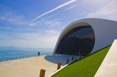 Oscar Niemeyer Auditorium - Ravello