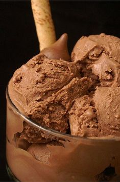 """Very Chocolate Ice Cream 