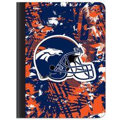 Denver Broncos Design Composition Book