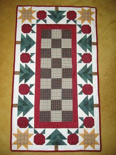 I have this Thimbleberries pattern  ~  by Paula Doty, via Flickr