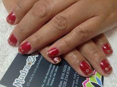 Diseño: www.  Material: gel polish    Ven al nail bar especializado en polish.   Los mejores productos internacionales para que tus uñas luzcan ESPECTACULARES.   Citas: 818.50.30 y 228.214.6194.  Tenemos estacionamiento