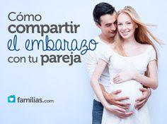 Cómo compartir el embarazo con tu pareja