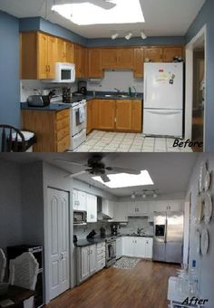 Kitchen Remodeling On a Budget 5 #remodelingonabudget