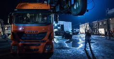 Iveco Stralis Hi-Way Making Its Way To Batman v Superman: DOJ #Iveco #Reports