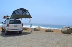 Lightweight Rooftop Tents & SkyRise 3 Rooftop Tent | Cool | Pinterest