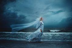 Magical Fine Art Portrait Photography by TJ Drysdale #photography #fineart #portraiture