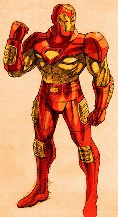#IronMan by Bengus #marvel #comics