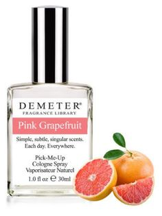Pink Grapefruit Cologne | Demeter Fragrance Library