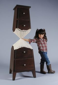 Actual functional furniture - how cool is this!