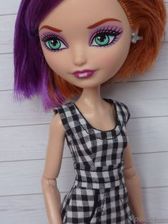 Ever After High dolls.