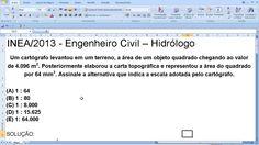 Curso Engenharia Escala cartográfica Carta topográfica Geografia física ... https://youtu.be/lkKn-kY97Gs