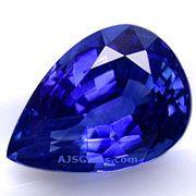 Blue Sapphire Madagascar 5.35 cts